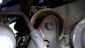 Broken Rear Engine Mount Camry V6