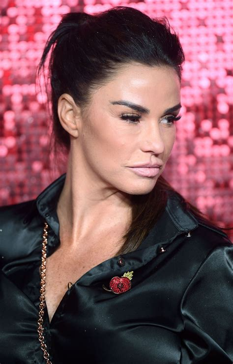 Price initially gained recognition in 1996 for her glamour modelling work with frequent appearances on page 3 in british tabloids the sun and the daily star , credited. Katie Price - ITV Gala Ball in London 11/09/2017 • CelebMafia