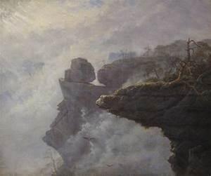 Carl Gustav Carus - Clouds of Fog in Saxon... - Coldewey.cc