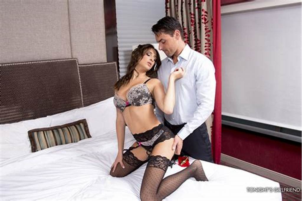#Ashley #Adams #Anal #In #Stockings