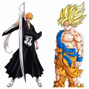 Who Would You Rather See A Fusion Of?   Polls   Anime Amino