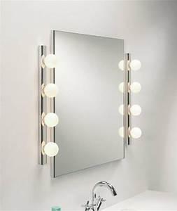 Ikea Lampe Bad : badspiegel mit beleuchtung moderne vorschl ge ~ Markanthonyermac.com Haus und Dekorationen
