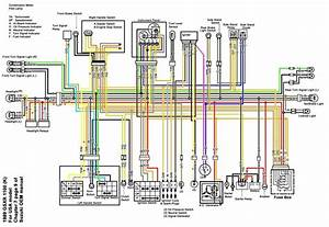 2000 Suzuki Hayabusa Wiring Diagram