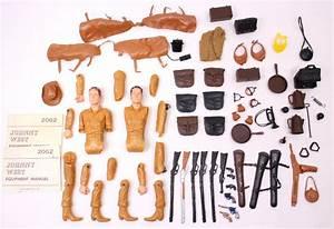 Louis Marx  U0026 Co  Johnny West Accessories Vintage Toys
