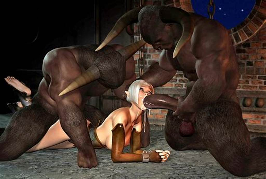 #Foul #Monster #Sex #Gang #Bangs #With #Tight #3D #Babes