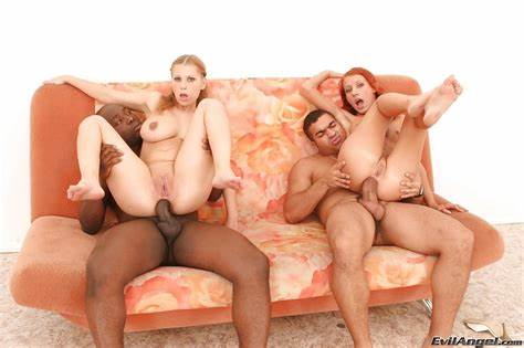 Pervert German Foursome Banged