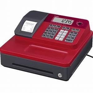 Casio Casio Seg1 Red Cash Register Till
