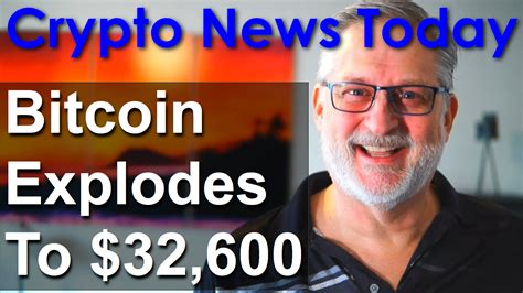 Where are bitcoin & cryptocurrencies legal and where are they not? Crypto News Today: Bitcoin Explodes To $32,600!   Lumin8 Crypto