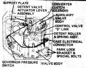 Th350 Lock Up Wiring Diagram