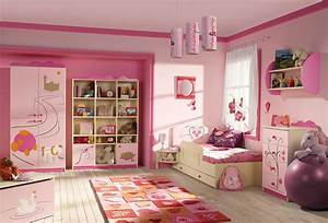 The Perfect Children's Pink Kids Bedroom Furniture - Pink ...