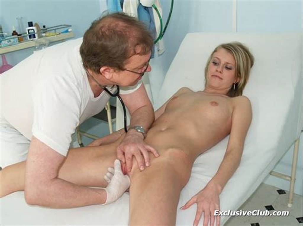 #Young #Teen #Girl #Gyno #Exam #Doctor