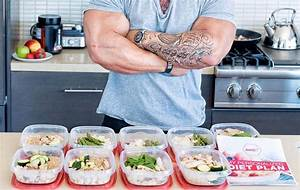 Nutrition In Bodybuilding After Training