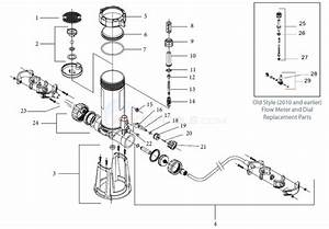 Powerclean Ultra Off-line Chlorinator Parts