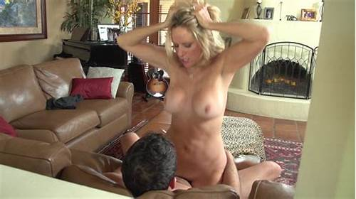 Youthful Milf Asshole In The Living Room #Blonde #Milf #Jodi #West #Fucks #A #Young #Stud #In #The #Living