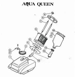 Filter Queen Parts Diagram