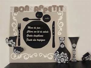 Tableau Pour Cuisine : femme2decotv tutoriels ~ Melissatoandfro.com Idées de Décoration