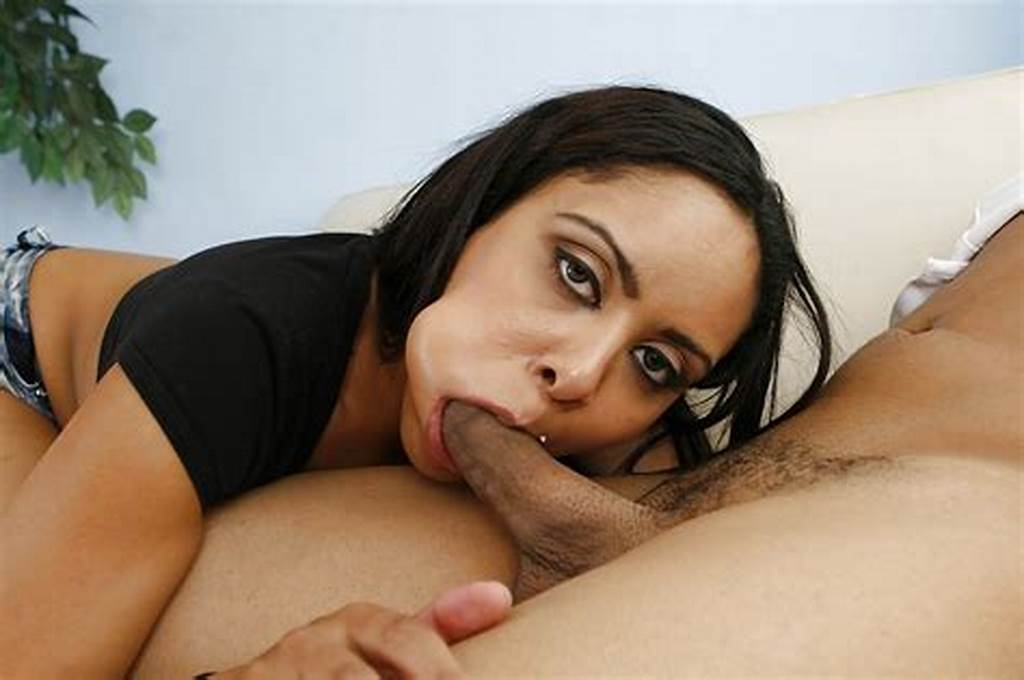 #Sassy #Latina #Babysitter #Gets #Tricked #Into #Cock #Sucking #And