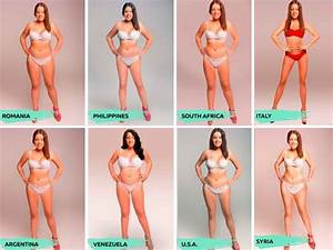 Want To Know What The Ideal Body Shape Is I 39 M Moving To
