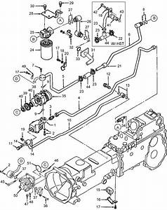 Ford Jubilee Hydraulic Schematic