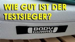 Beste Getestete Matratze : matratze bodyguard von getestet youtube ~ Watch28wear.com Haus und Dekorationen