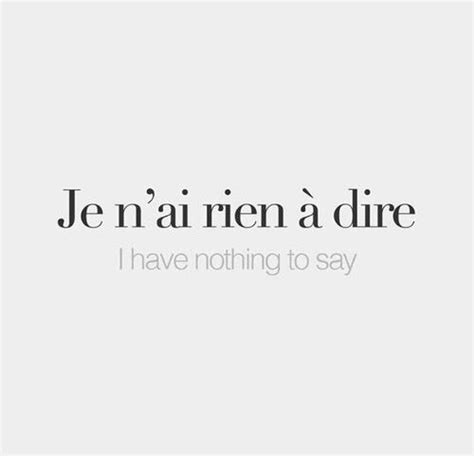 french, language, and quote image   French words quotes ...