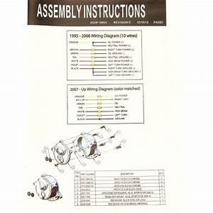 2009 Harley Sportster Wiring Diagram