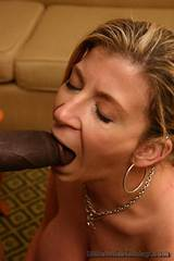 Black dick milf sucking