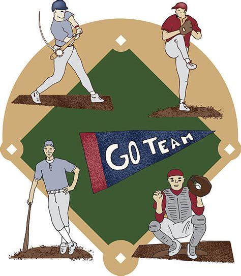 Vector sport equipment comic style baseball free sport equipments gangsta graphics free vector clip art … Best Baseball Pennant Illustrations, Royalty-Free Vector ...
