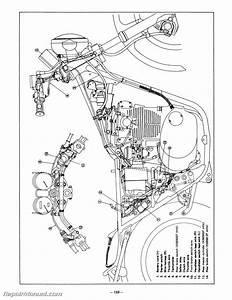 1978  U2013 1981 Yamaha Xs650 Service Manual