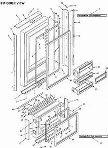 Sub Zero 642 Parts Diagram
