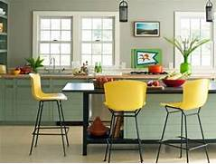 Modern Black House Bright Accents Kitchen Color Ideas Pictures HGTV