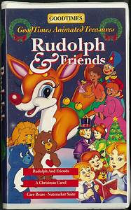 The Vcr From Heck  Rudolph And Friends  Goodtimes Home