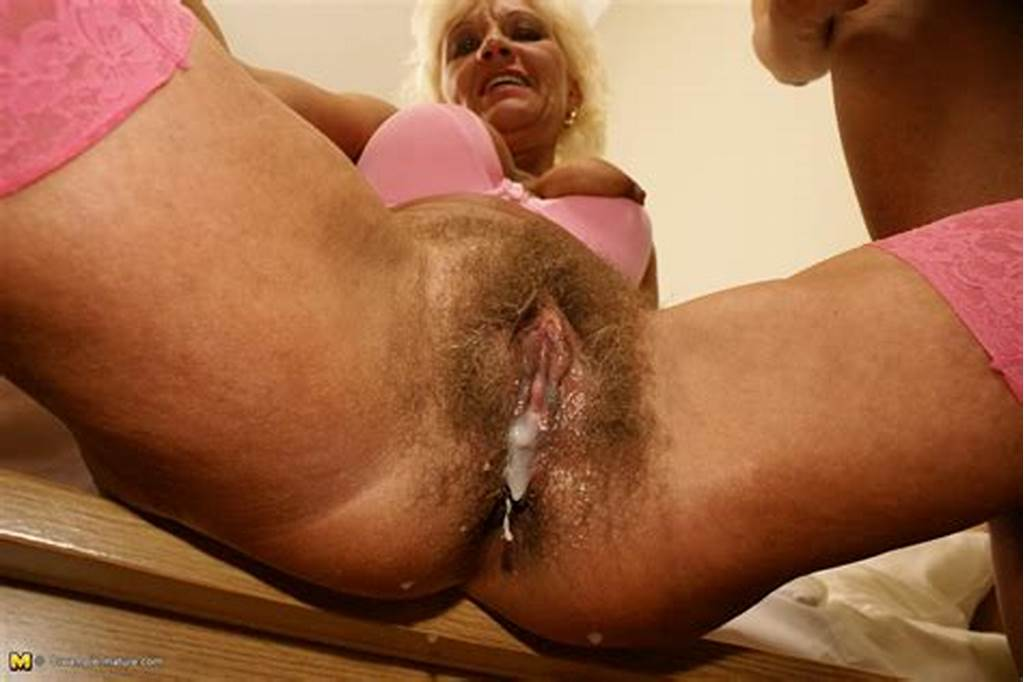 #This #Pimp #Daddy #Loves #His #Hairy #Mature #Creampie #Loving #Slut