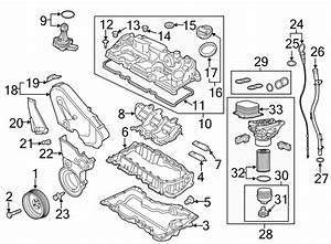 Volkswagen Jetta Engine Valve Cover Gasket