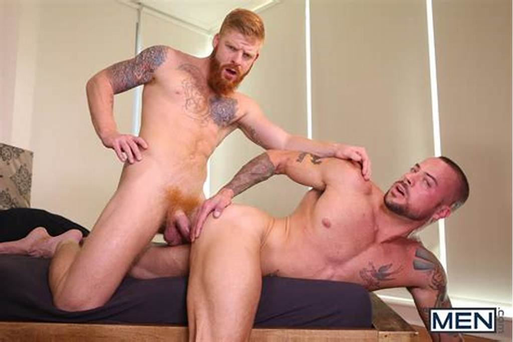 #Bennett #Anthony #Fucking #A #Muscle #Hunk #With #His #Big #Ginger