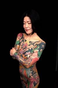 Girls With Full Body Tattoos