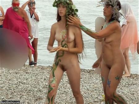 Teenage Nude Beach