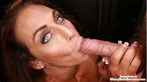 Teeny Swallows And Goes Deepthroats #Briana'S #First #Gloryhole #Video