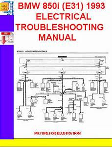 Bmw 850i Fuse Box Location. bmw 850i 1992 fuse box block circuit breaker  diagram. bmw e31 840ci and 850ci auxiliary a c fan replacement. bmw 850i e31  1992 1993 electrical troubleshooting manual.2002-acura-tl-radio.info