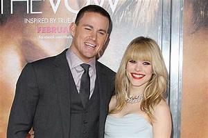 'The Vow' premiere: Making Channing Tatum, Rachel McAdams ...