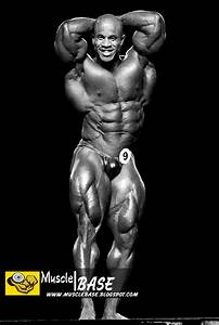 Musclebasebody  Victor Martinez