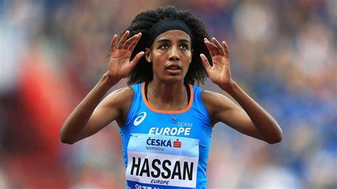 Win the women's 1,500, 5,000 and 10,000 meters. Sifan Hassan bate el récord europeo de medio maratón - AS.com