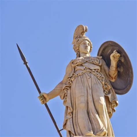 Atena - Deusa Atena da Mitologia Grega - InfoEscola