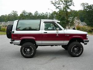 1989 Lifted Ford Bronco Ii - Ranger-forums