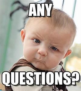 Any - Sceptical Baby meme on Memegen