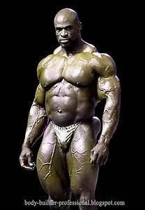 Body Builder Professional Ronnie Coleman Bodybuilding Workout Bodybuilding Program