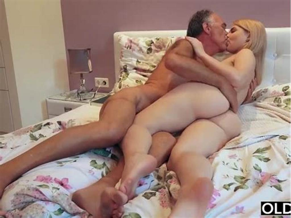 #18 #Yo #Girl #Kissing #And #Fucks #Her #Step #Dad #In #His #Bedroom