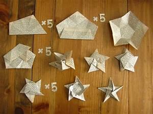 Origami Stern 5 Zacken : origami sterne simple anleitung f r anf nger deko feiern diy zenideen ~ Watch28wear.com Haus und Dekorationen
