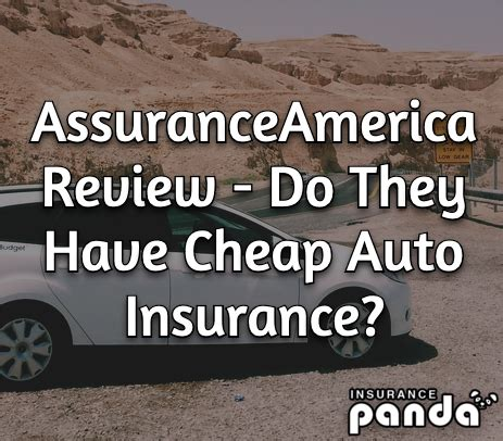 Comparison shopping can help you learn about cheap carriers and auto insurance discounts. Does AssuranceAmerica Have Cheap Auto Insurance? - Our Review