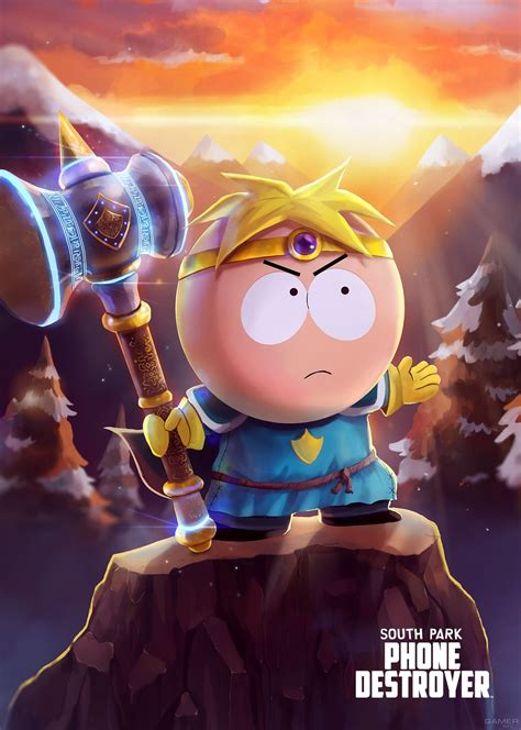 The freemium game south park: South Park Phone Destroyer Wallpaper - WallpaperShit